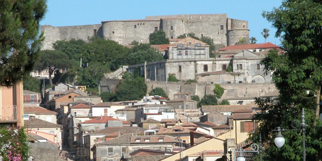 Castello di Vibo Valentia - Vibo Valentia Castle