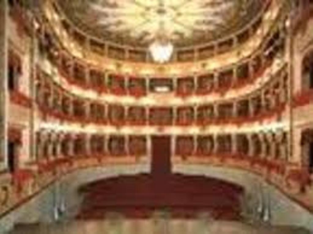 Fabriano theater