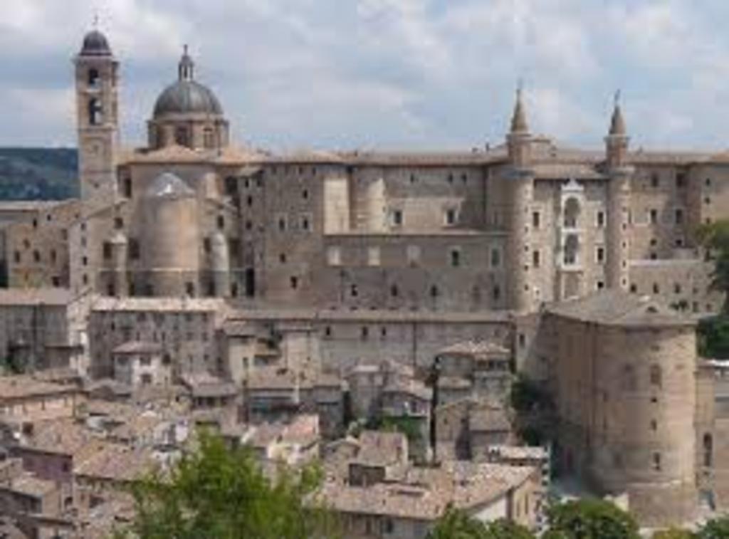 Urbino historical town