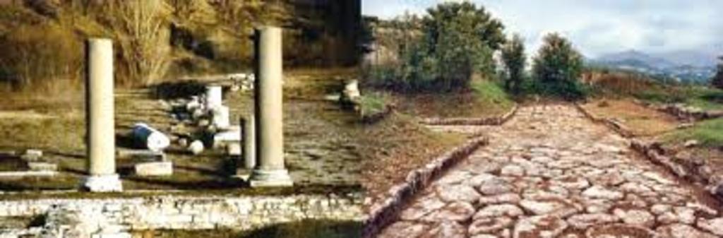 Sassoferrato old romans