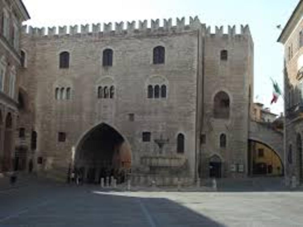 Fabriano old palace