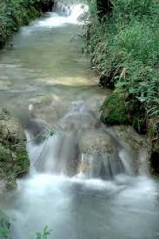Fabriano river