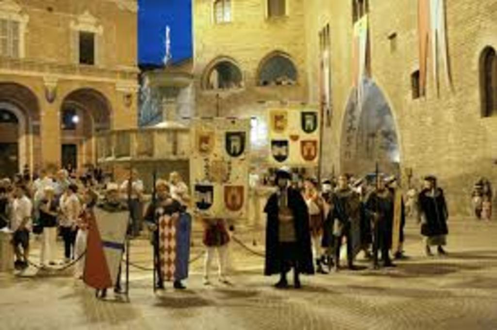 Fabriano medieval festival