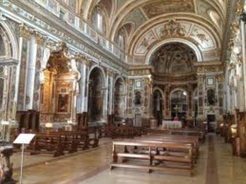 Fabriano church