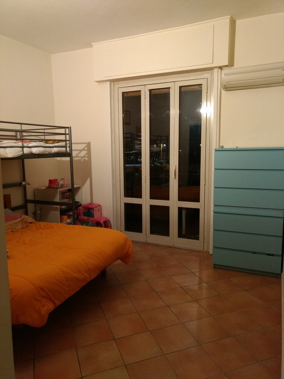 piazza QUINTO CURZIO - bedroom