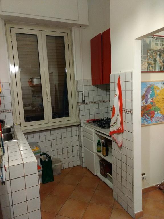 piazza QUINTO CURZIO - kitchen