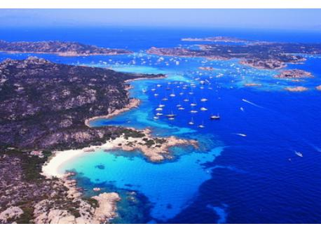 Archipelago of La Maddalena (north-east)