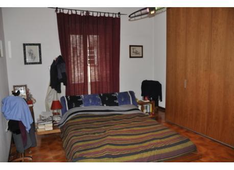 stanza da letto con affaccio cortile interno