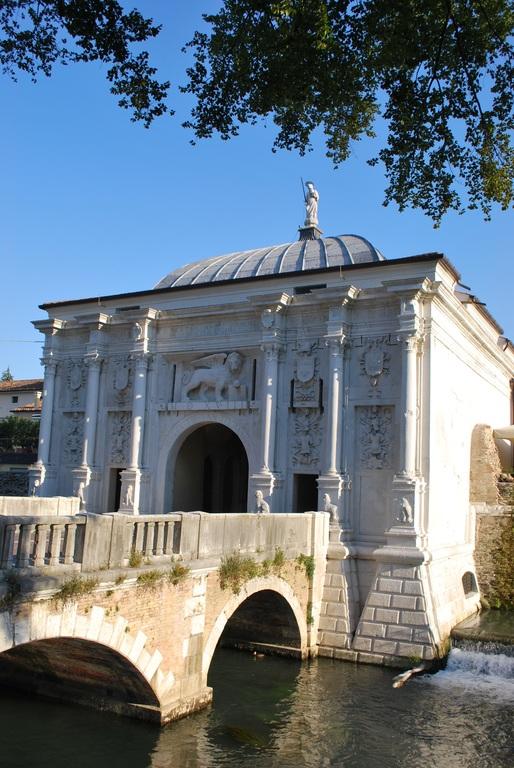 Treviso, porta San Tommaso