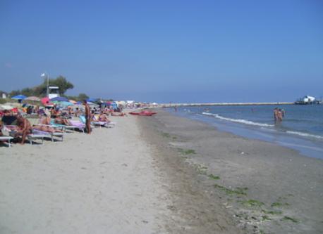 Spiaggia  a 200 mt