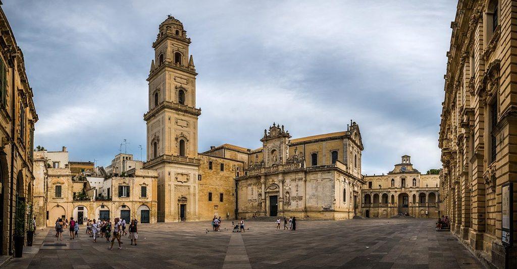 Lecce, barocco capital. 1 hr drive.