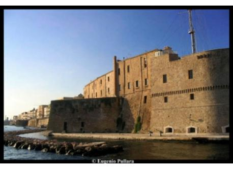 Taranto, Aragonese castle