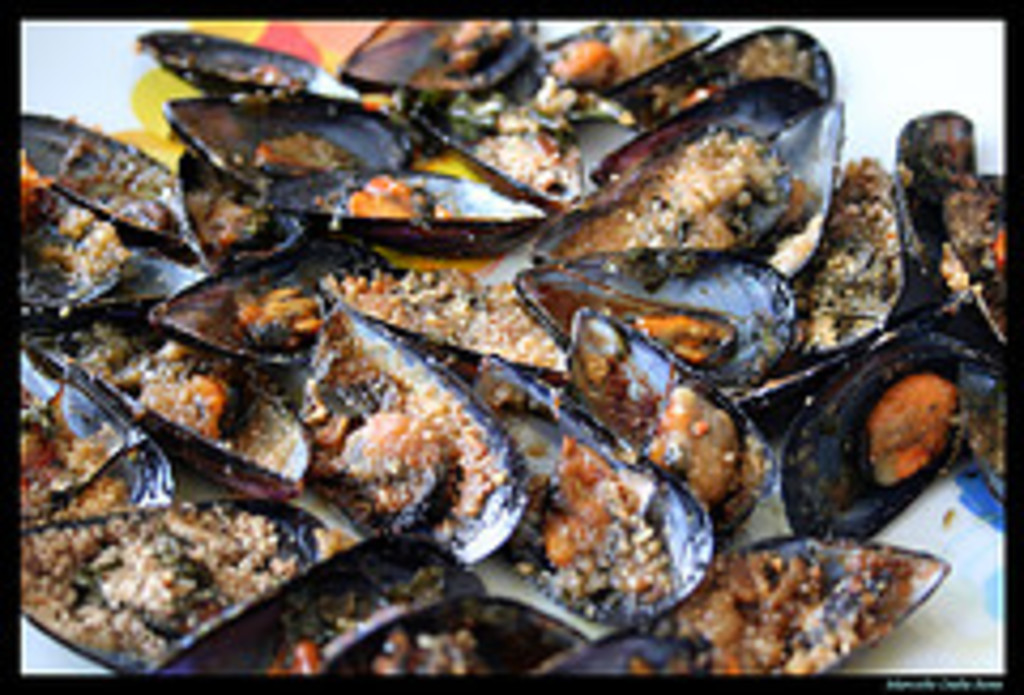 Mussels are very famous here.