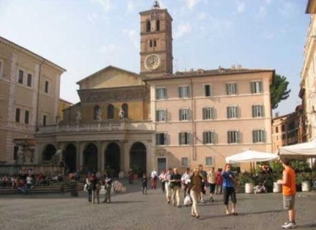 S.Maria in Trastevere