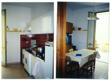 Cucina e Terrazzino