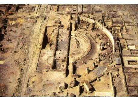 scavi di Sibari, Corigliano