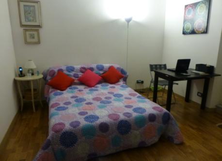 roma: bedroom