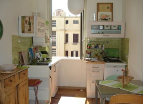 roma:the  kitchenette