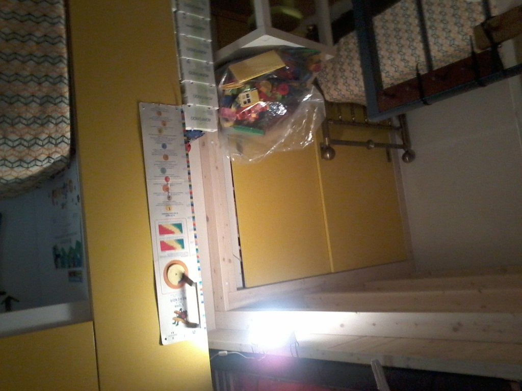 Childrens 'bed one