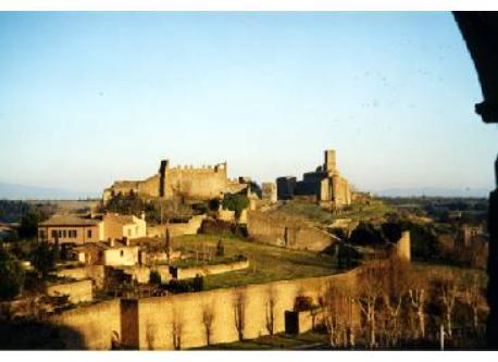 tuscania landscape