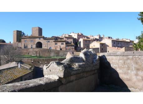 tuscania view