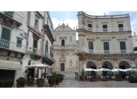 Surroundings: Martina Franca
