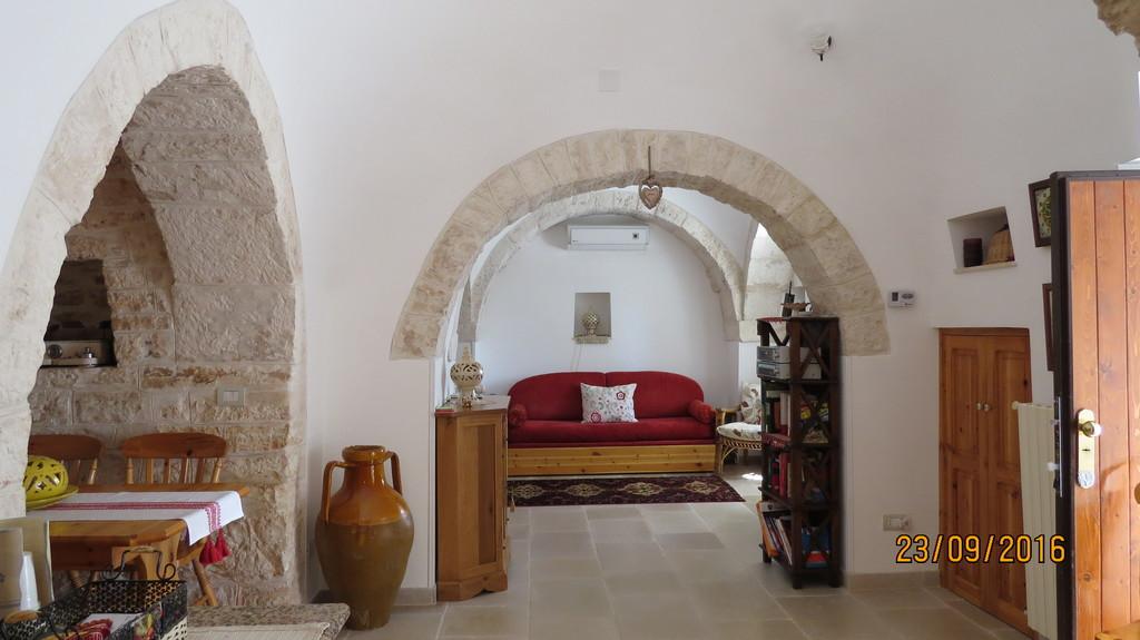 Trulli's interior