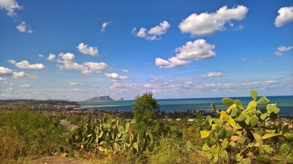 Capo Zafferano,landscape
