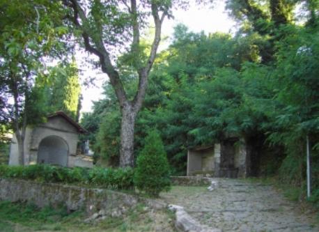 The surroundings of Pescia