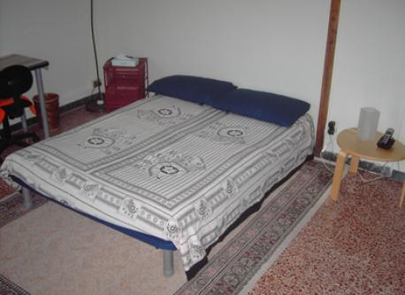 The Queen Bed