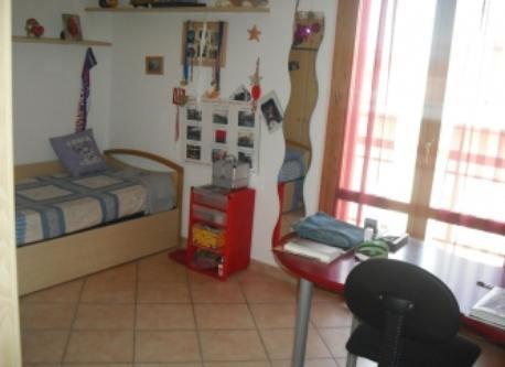 Elisa's bedroom