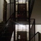 Stairwell (the wooden lift is from the early 30s)