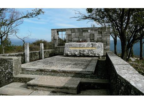 Mausoleo di Malaparte