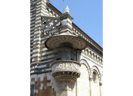 Donatello's Pulpito