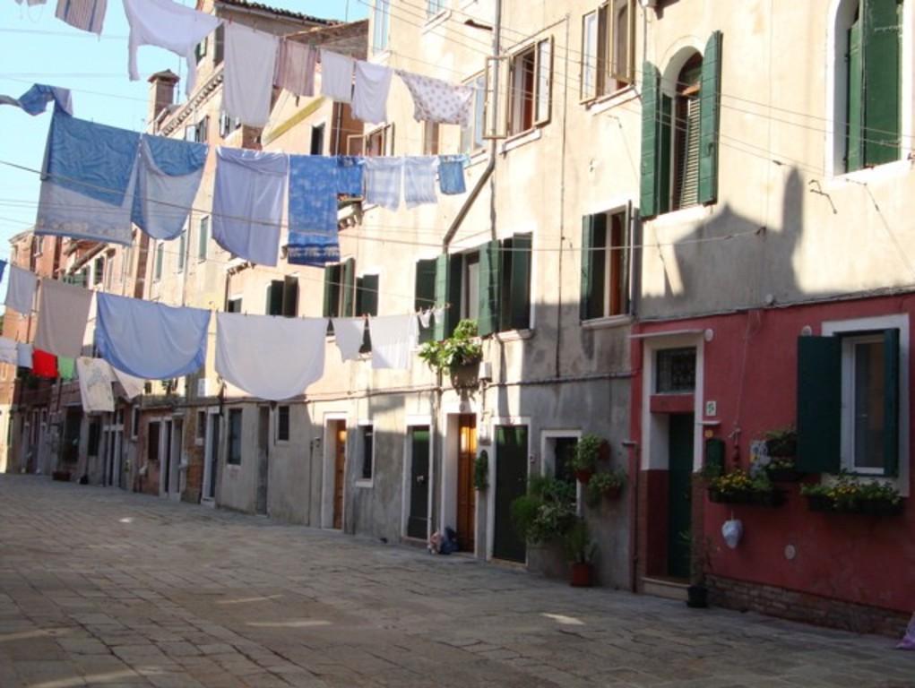 Ingresso casa in Corte Ca' Sarasina