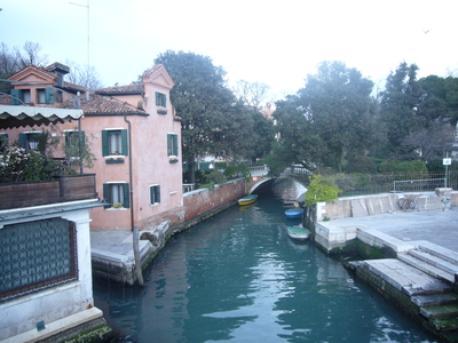 dintorni della casa canale di via Garibaldi