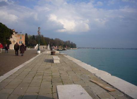 Riva degli Schiavoni verso San Marco