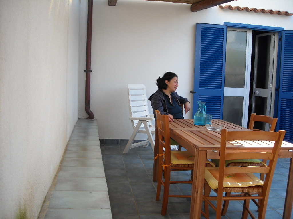 terrazzo/patio  gigia's