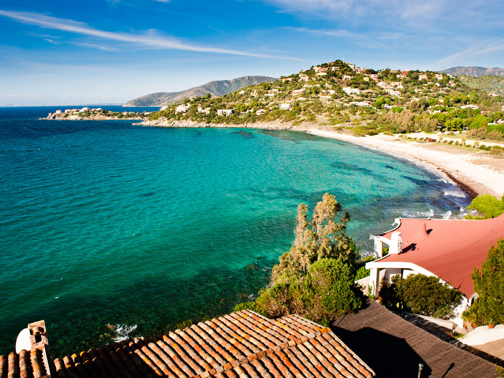 Maracalagonis, Torre delle Stelle, Spiaggia di Cannesisa