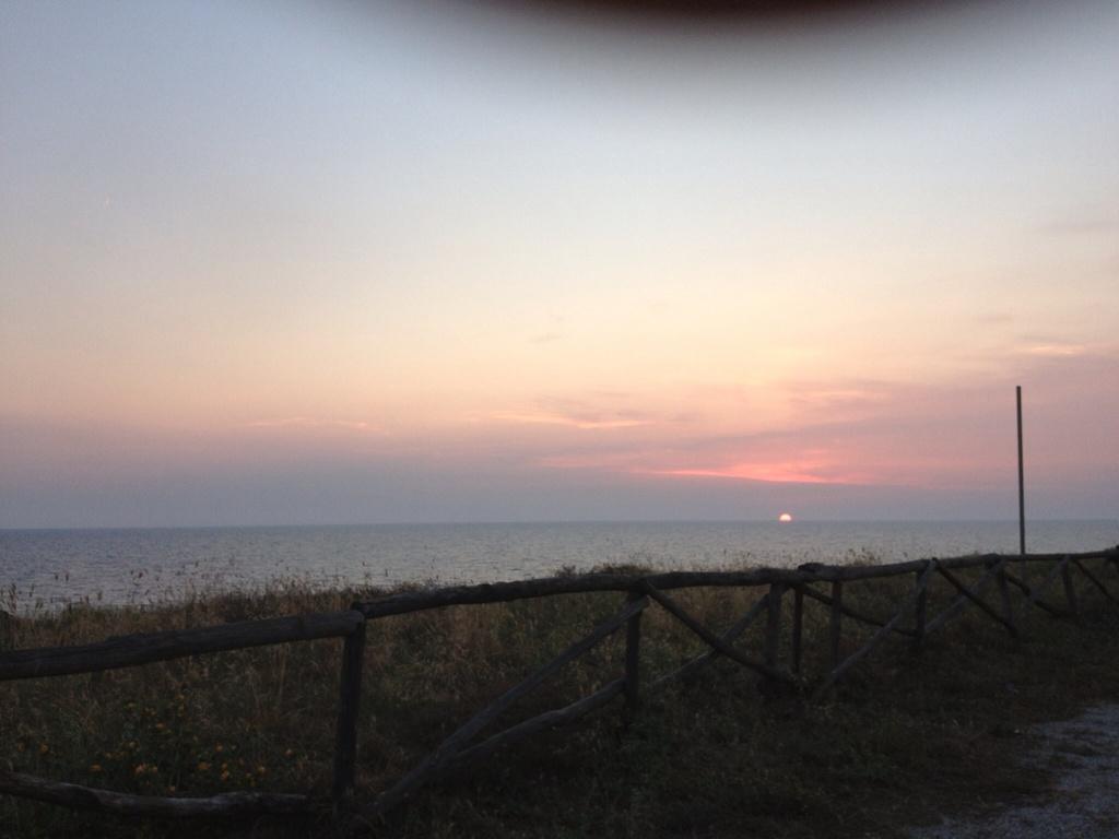 sunset Riviera di Ponente