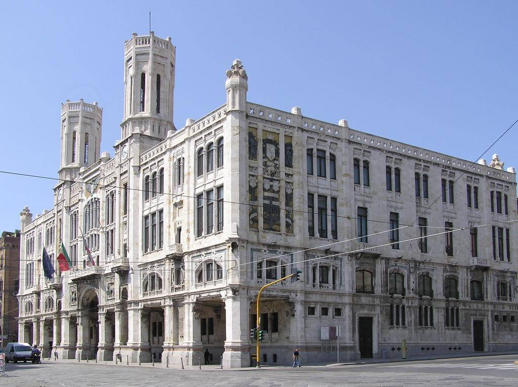 Palazzo Comunale Cagliari