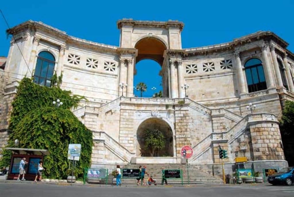 Bastione San Remy Cagliari