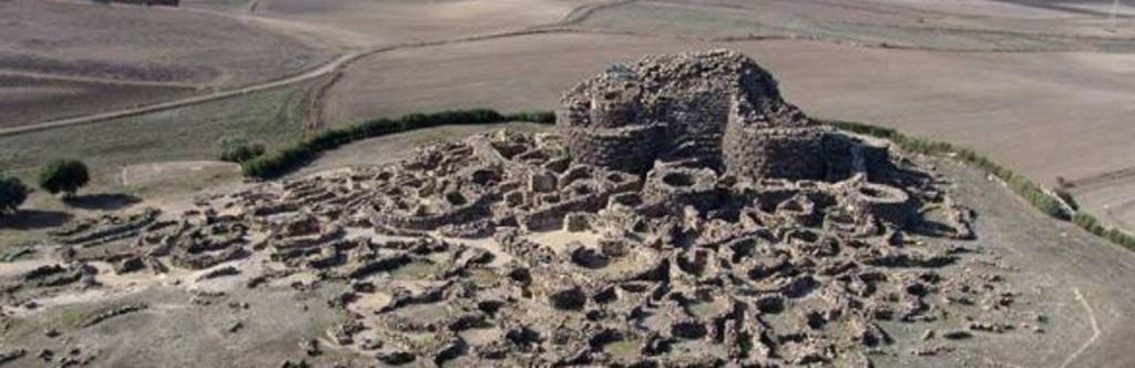 Su Nuraghe Barumini (60km from Cagliari) Unesco Site