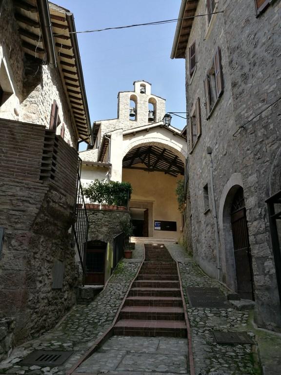 Umbria' village