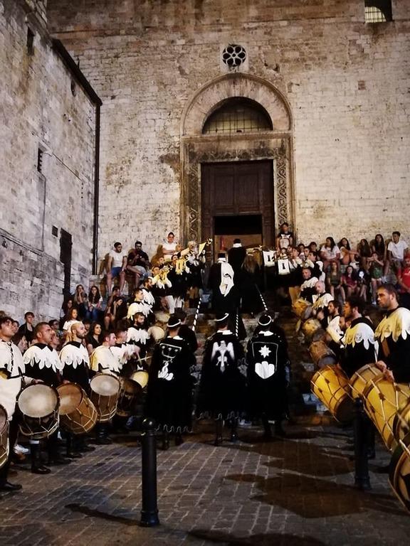 """Narni - Medieval fest """"Corsa all'Anello"""""""