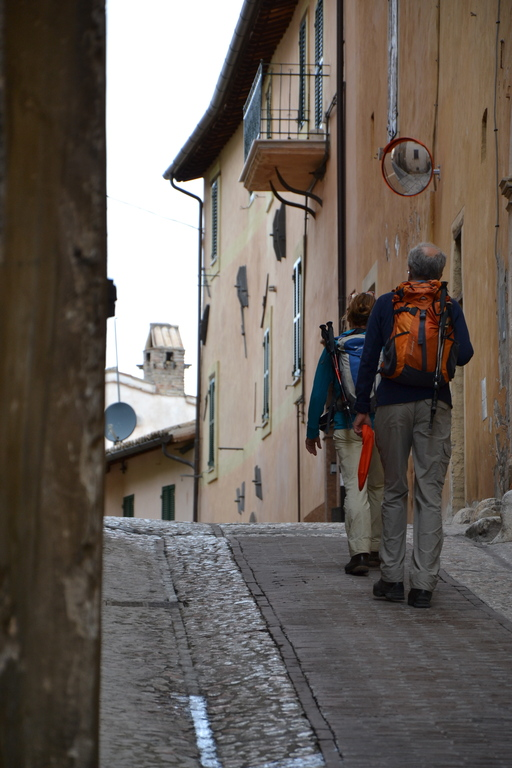 Umbria is perfect for hiking lovers