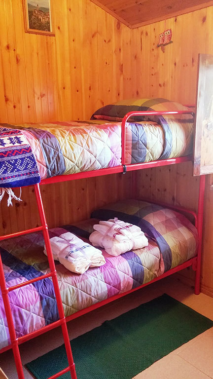 2° camera - 2 posti letto