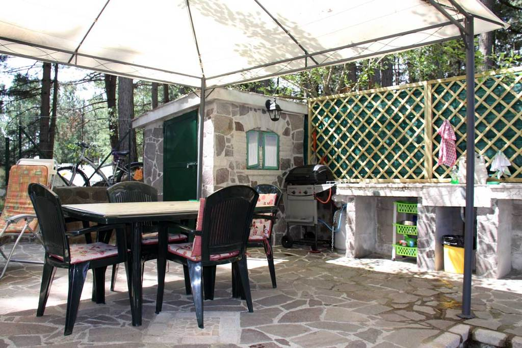 Patio/Gazebo - Barbecue