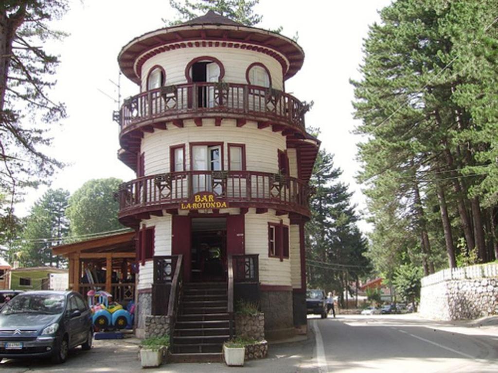 """""""La Rotonda"""" Tipico ristorantino di villaggio Mancuso a circa 600 mt."""