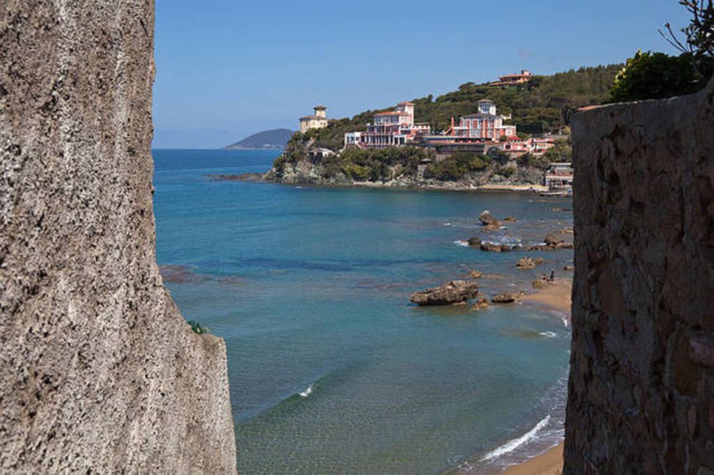 Castiglioncello - Quercetano Bay